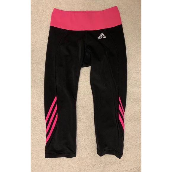adidas Pants - Adidas Crop Leggings
